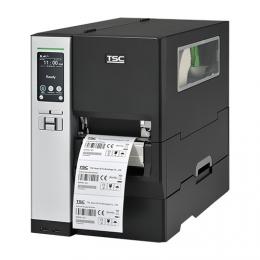 TSC MH340, 12 Punkte/mm (300dpi), Display, TSPL-EZ, USB, RS232, Ethernet, WLAN