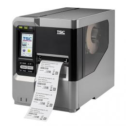 TSC MX340, 12 Punkte/mm (300dpi), Disp., RTC, TSPL-EZ, USB, RS232, LPT, Ethernet