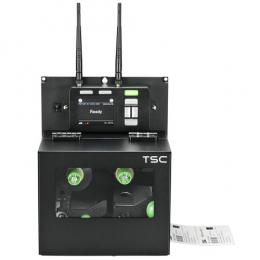 TSC PEX-1220 Right Hand, 8 Punkte/mm (203dpi), Disp. (Farbe), RTC, USB, RS232, LPT, Ethernet