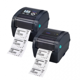 TSC TC200, 8 Punkte/mm (203dpi), RTC, TSPL-EZ, USB, RS232, LPT, Ethernet, beige