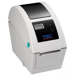 TSC TDP-225, 8 Punkte/mm (203dpi), Disp., RTC, TSPL-EZ, USB, Ethernet