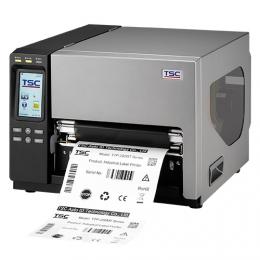 TSC TTP-384MT, 12 Punkte/mm (300dpi), RTC, Display, TSPL-EZ, USB, RS232, LPT, Ethernet