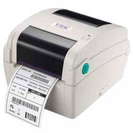 TSC TTP-343C, 12 Punkte/mm (300dpi), RTC, TSPL-EZ, USB, RS232, LPT, Ethernet, beige