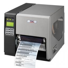 TSC TTP-268M, 8 Punkte/mm (203dpi), RTC, Display, TSPL-EZ, USB, RS232, LPT, Ethernet, PS/2