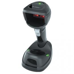 Zebra DS9908-HD, 2D, HD, Multi-IF, Kit (USB), weiß