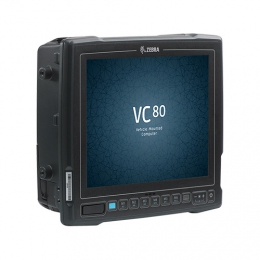 Zebra VC80/VC80x: Powerful vehicle computer for indoors and outdoors