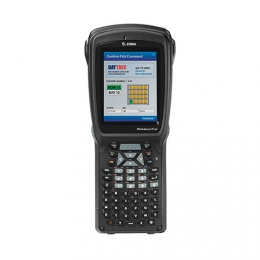Zebra Workabout Pro 4, USB, WLAN, 3G (UMTS, HSDPA+), Num., GPS, ESD