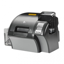 Zebra ZXP Series 9, beidseitig, 12 Punkte/mm (300dpi), USB, Ethernet, MSR, Smart, RFID