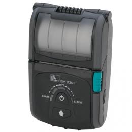 Zebra EM220II, 8 Punkte/mm (203dpi), MKL, USB, WLAN