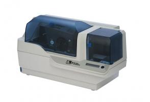 Zebra P330i, 12 Punkte/mm (300dpi), USB, Ethernet