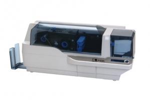 Zebra P430i, beidseitig, 12 Punkte/mm (300dpi), USB, MKL, RFID